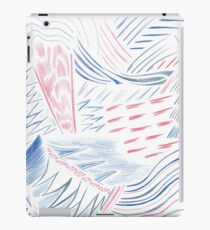 Abstract Video Game Lawyer iPad Case/Skin