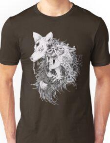 Princess Mononoke -Ghibli Studio Unisex T-Shirt