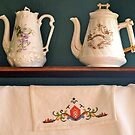 Kitchen antiques by Arie Koene