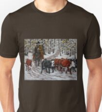 Living The Dream, Roundin' Up Yearlings Unisex T-Shirt