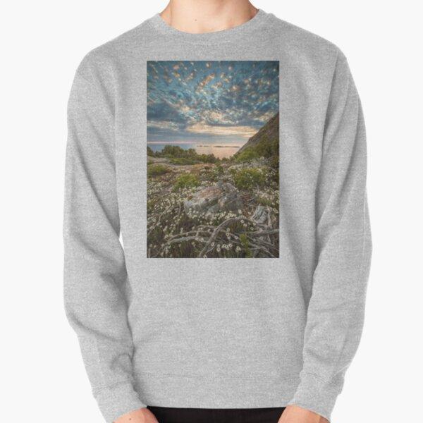 Great Glennie Island from Mt Oberon Pullover Sweatshirt