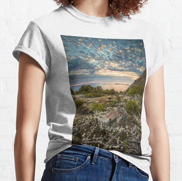 Great Glennie Island from Mt Oberon Classic T-Shirt