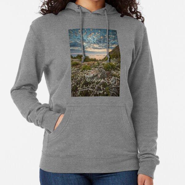 Great Glennie Island from Mt Oberon Lightweight Hoodie