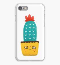 Hi Cactus iPhone Case/Skin