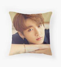 Jungkook BTS Throw Pillow