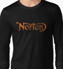 NORTON VINTAGE FADED LOGO T-Shirt