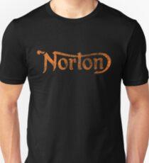 NORTON VINTAGE FADED LOGO Unisex T-Shirt
