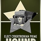 Vote Hound Prime by Gherkin