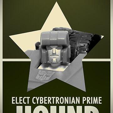 Vote Hound Prime by Gherkin