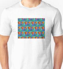 Wallpaper with heart 16 T-Shirt