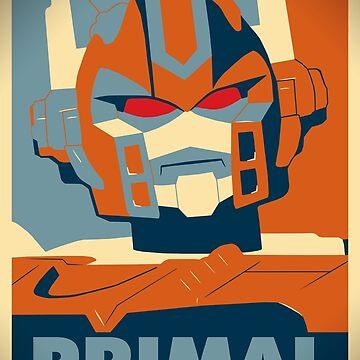 Vote Optimus Primal Prime by Gherkin