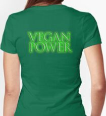 VEGAN, Vegan Power, Raw, Veganism, Strict Vegetarians, Vegetables, Diet, non-dairy vegetarian T-Shirt