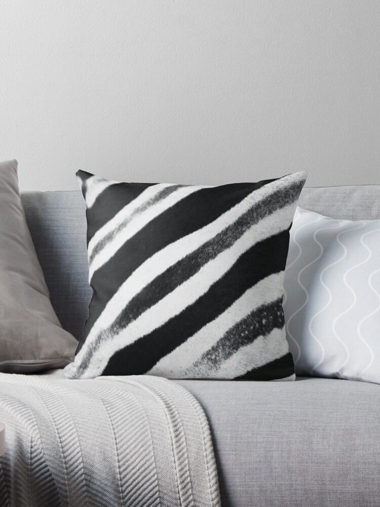 Zebra Stripes I by Beth Wold