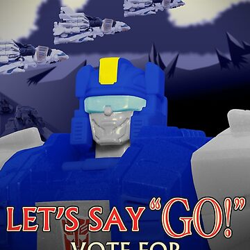 Vote Star Saber Prime by Gherkin