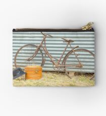 The Milliner's Bicycle.... Studio Pouch