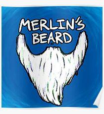 Merlin's Beard Poster