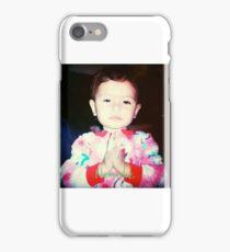 Namaste. iPhone Case/Skin