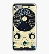 Vintage Hardware Design iPhone Case/Skin