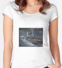 Sir Walter Scott Women's Fitted Scoop T-Shirt