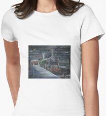 Sir Walter Scott Women's Fitted T-Shirt