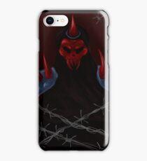 Rando  iPhone Case/Skin