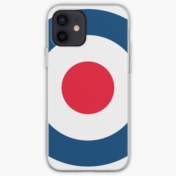 RAF MOD Roundel Logo iPhone Soft Case