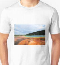 Blistered in the Sun Unisex T-Shirt