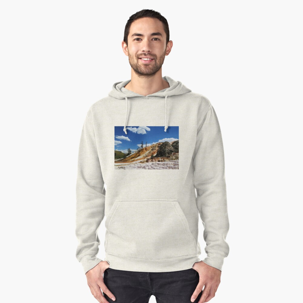 Summer and Winter is coming Pullover Hoodie Front