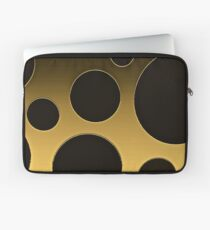 Gold dots Laptop Sleeve