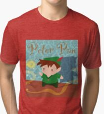 Cute Peter Pan Tri-blend T-Shirt