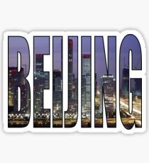 Beijing Sticker