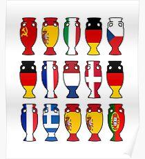 European Champions Poster