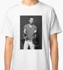 CAMERON MONAGHAN X ROGUE MAGAZINE II Classic T-Shirt