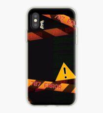 Mystic Messenger Error 707 iPhone Case