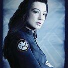 Agent Melinda May by lorelei84