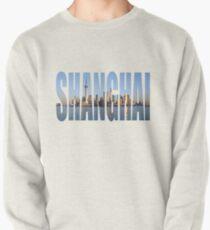 Shanghai Pullover Sweatshirt