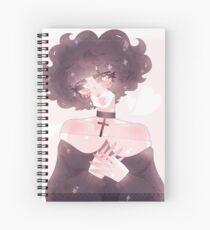 Cuaderno de espiral sofocar