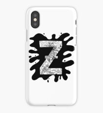 Zap Zed iPhone Case/Skin