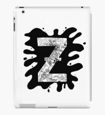 Zap Zed iPad Case/Skin