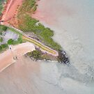 town beach jetty  by Elliot62