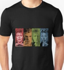 """Four Faces"" Unisex T-Shirt"