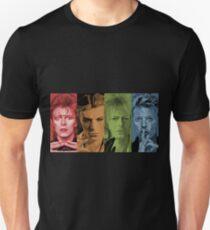 """""""Four Faces"""" T-Shirt"""