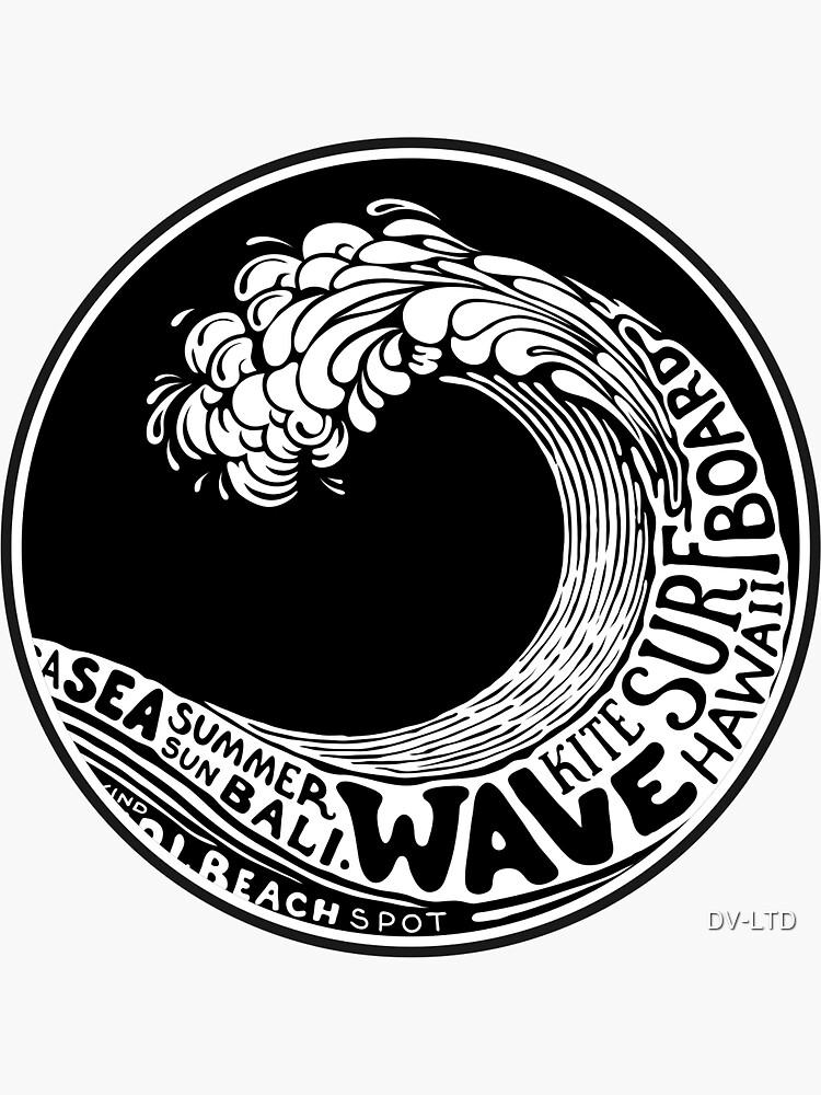 Surf Wave Design by DV-LTD