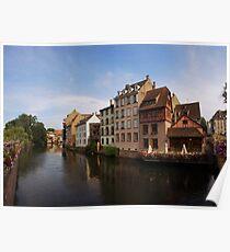 La Petite France, Strasbourg Poster