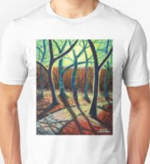 'Blue Ridge Ruminations #10' Unisex T-Shirt