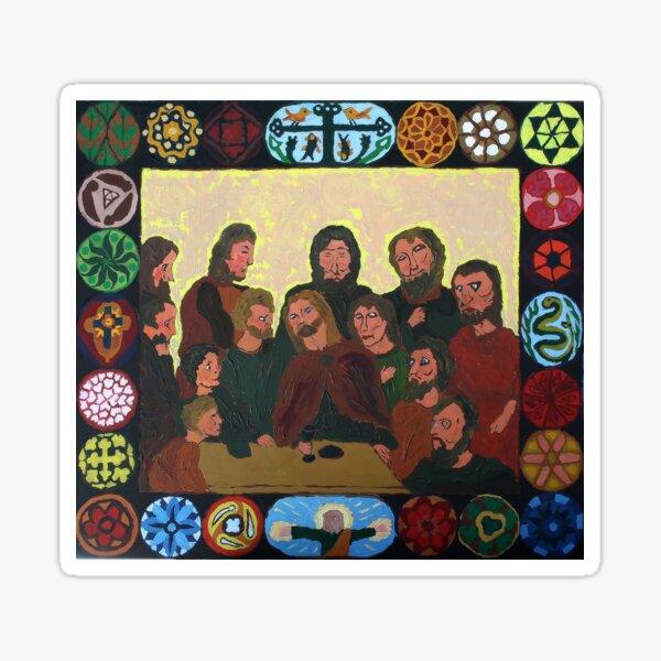 The 12 Apostles Sticker