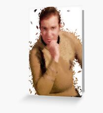 Kirk Greeting Card