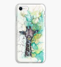 Rainbow Giraffe iPhone Case/Skin