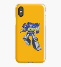 Soundwave Transformers iPhone Case/Skin