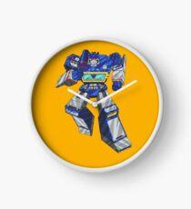 Soundwave Transformers Clock
